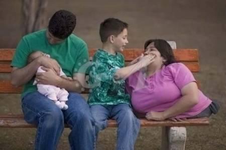Необычная мама